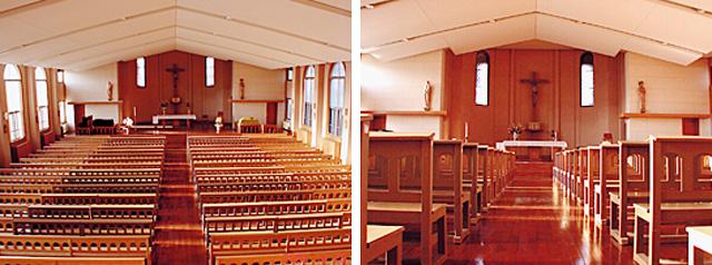 聖堂内部 前の記事 次の記事 2014年度 2013年度 2012年度... 2008年度|聖心